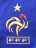 Logo équipe de france de football